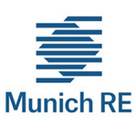 The speaker works for Munich Re