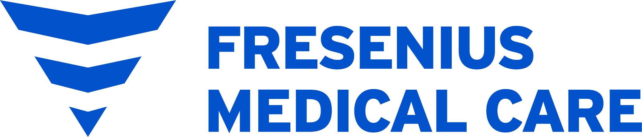 The speaker works for Fresenius Medical Care