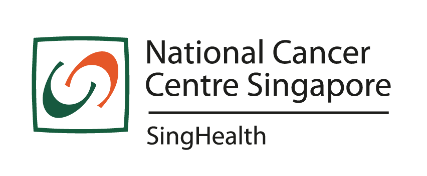 The speaker works for National Cancer Centre Singapore