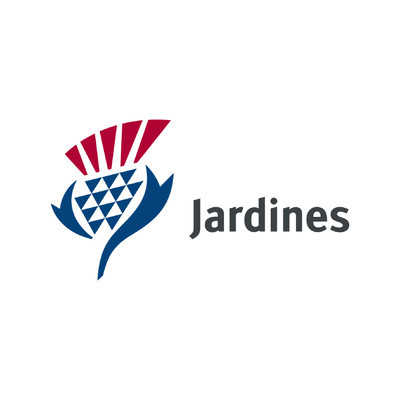 The speaker works for Jardine Matheson