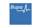 The speaker works for Bupa Global