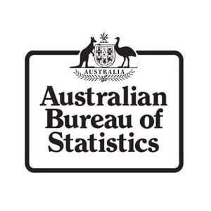The speaker works for Australian Bureau of Statistics