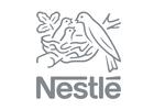 The speaker works for Nestlé