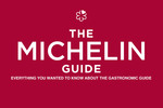 The speaker works for Michelin Guide