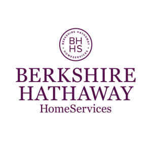 The speaker works for Berkshire Hathaway Home Services