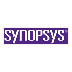 The speaker works for Synopsys