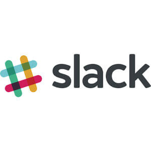 The speaker works for Slack