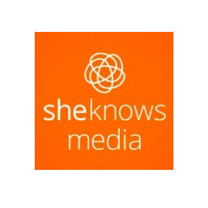 The speaker works for Sheknows Media