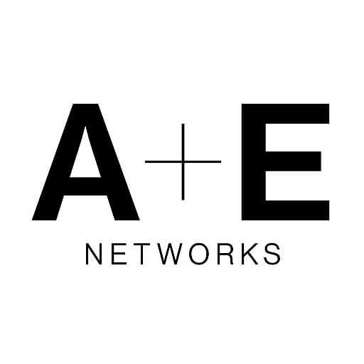 The speaker works for A + E Networks