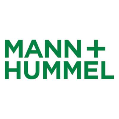 The speaker works for Mann+Hummel