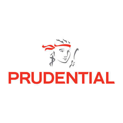 The speaker works for Prudential Assurance