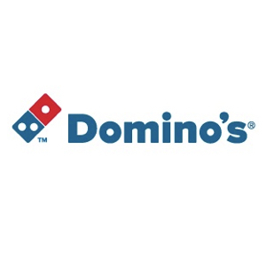 The speaker works for Domino's Pizza Indonesia