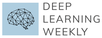 Deep Learning Weekly
