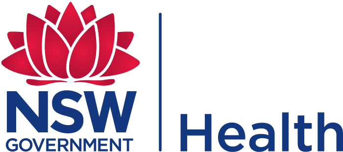 The speaker works for NSW Ministry of Health