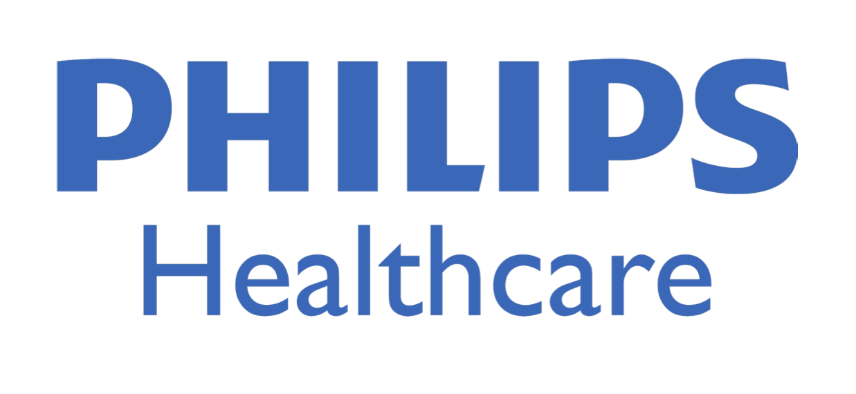 The speaker works for Philips Healthcare