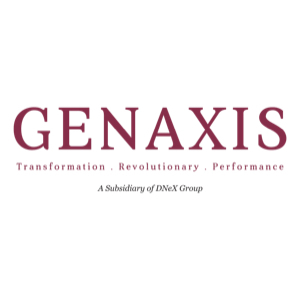 The speaker works for Genaxis