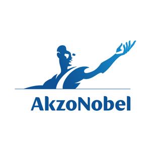 The speaker works for AkzoNobel