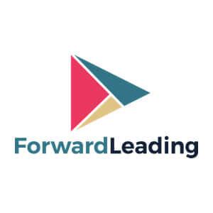 The speaker works for Forward Leading