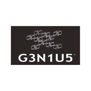 The speaker works for G3N1U5